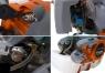 Бензокоса  Ижмаш Industrial line GT-4350 (5 ножей, 1 катушка)