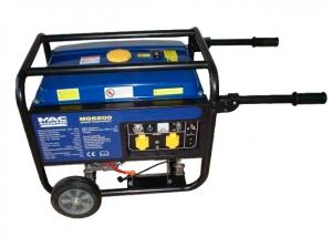 Бензиновый генератор MacAllister MG 5200 (5,0-5,2 кВт)