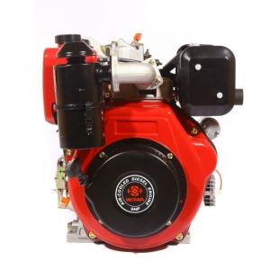 Дизельный двигатель Weima WM186FBSE 9,5 л.с. шпонка