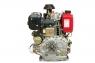 Дизельный двигатель Weima WM192FE (14,0 л.с. вал под шпонку) дизель