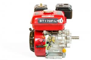 Бензиновый двигатель Weima BT170F-L, 7,0 л.с. шпонка