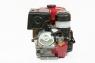 Бензиновый двигатель Weima WM177F-T (9,0 л.с. вал под шпонку) бензин