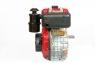 Дизельный двигатель Weima WM178FS, 6,0 л.с. шпонка