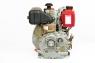 Дизельный двигатель Weima WM186FBS (9,5 л.с. вал под шпонку) дизель