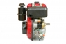 Дизельный двигатель Weima WM178FSE, 6,0 л.с. шпонка