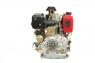 Дизельный двигатель Weima WM188FE (12,0 л.с. вал под шпонку, шлиц) дизель