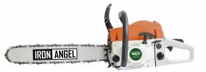 Бензопила Iron Angel СS600 (полупрофессиональная)