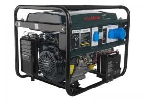 Бензогенератор BauMaster PG-87155EX (5.0-5.5 кВт)