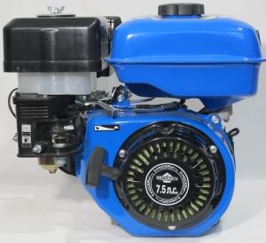 Двигатель бензиновый Беларусь 170F 7,5 л.с. 25 вал шлиц