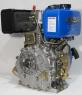 Двигатель дизельный Беларусь 186F 10,0 л.с. шлиц