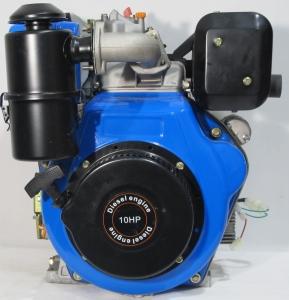Двигатель дизельный Беларусь 186FE 10,0 л.с. шлиц