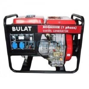 Дизельный генератор Булат BDG6000CLE (1 фаза)