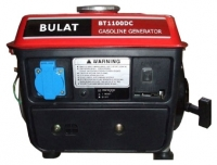 Бензиновый генератор Булат BT1100DC