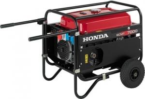 Бензиновый генератор Honda ECМT 7000