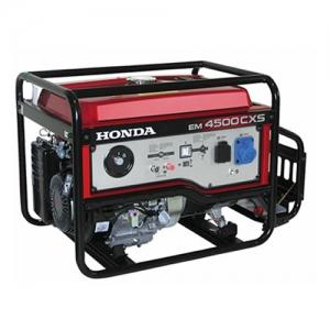 Бензиновый генератор Honda EM 4500CXS