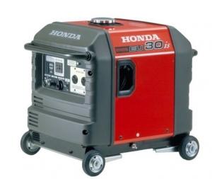 Бензиновый генератор Honda EU 30IS (инверторный)