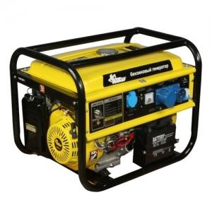 Бензиновый генератор Кентавр ЛБГ 605 ЭА
