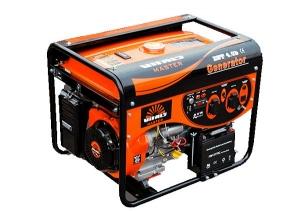 Бензиновый генератор Vitals Master EST 4,0b