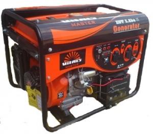 Бензиновый генератор Vitals Master EST 5,8ba