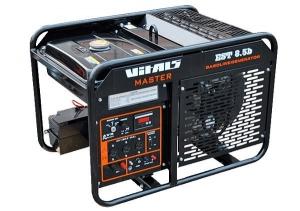 Бензиновый генератор Vitals Master EST 8,5