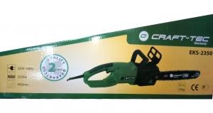 Электропила цепная Craft-tec EKS-2350