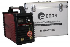 Сварочный инвертор Edon MMA 250C чемодан
