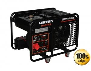Бензиновый генератор Vitals Master EST 8,5-3b