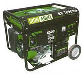 Бензиновый генератор Iron Angel EG 7000 E