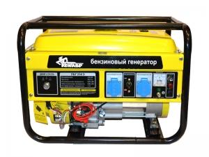 Бензиновый генератор Кентавр ЛБГ258Э