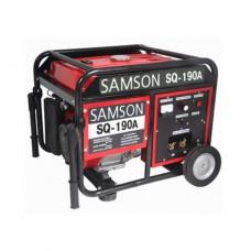 Бензиновый генератор Samson SQ-190A (сварочный), ток 190А