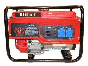 Бензиновый генератор Bulat BT3000