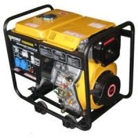 Дизельный генератор Forte FGD 6500E3 со стартером