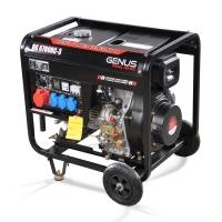 Дизельный генератор Genus DG6700RC-3 (ATS)