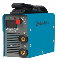 Сварочный инвертор Riber-Profi RP 307DК (Дисплей, Кейс)