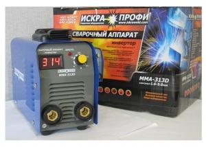 Сварочный инвертор Искра Профи MMA 313D
