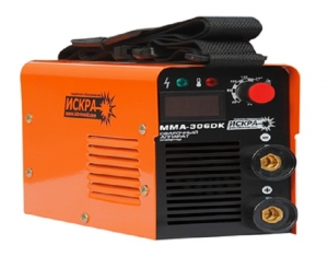 Сварочный инвертор Искра MMA 306DK(Кейс)