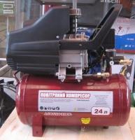 Компрессор Grand Tool 24л, 1.8 кВт
