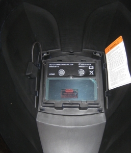 Маска сварщика Edon LYG-5
