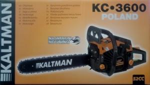 Бензопила Kaltman KC-3600