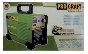 Сварочный инвертор Procraft SP-330D