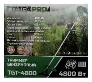 Бензокоса TaigaPro TGT-4800