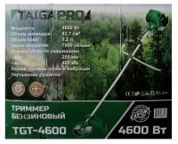 Бензокоса TaigaPro TGT-4600 (4 катушки, 4 ножа победит)