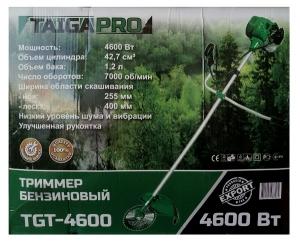 Бензокоса TaigaPro TGT-4600