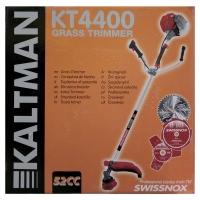 Бензокоса Kaltman KT-4400 (3 ножа, 1 катушка)