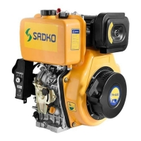 Двигатель дизельный Sadko DE-420E