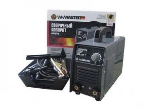 Сварочный инвертор Wmaster 291
