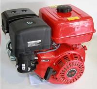 Двигатель бензиновый Tata 177F 9,0 л.с. 25 вал шпонка