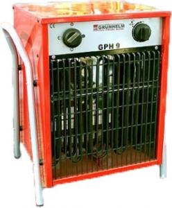 Электрический обогреватель Grunhelm 9 kW GPH9