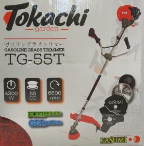 Мотокоса Tokachi TG-55T