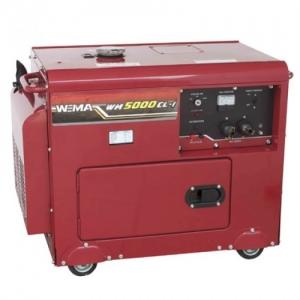 Дизельный генератор Weima WM5000CLE Silent